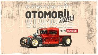 İzmir'deki klasik araç müzesi zamanda yolculuk yaptırıyor