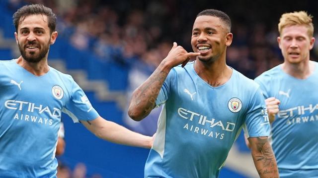 Manchester City Chelseayi tek golle geçti
