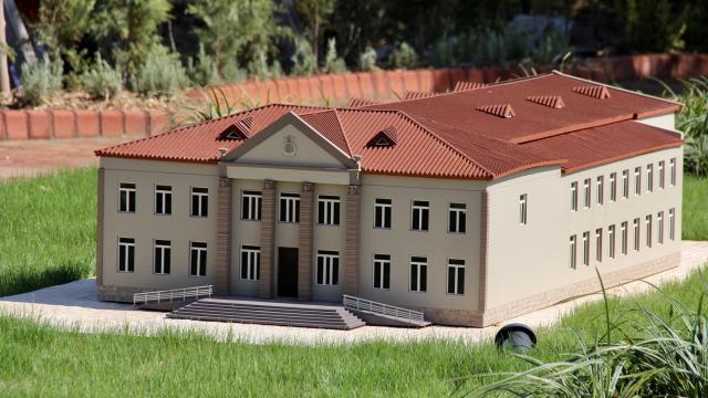 Bursada Minia Balkantürk Parkı açıldı