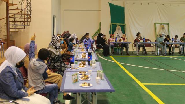 Muşta özel gereksinimli çocuklar için etkinlik düzenlendi