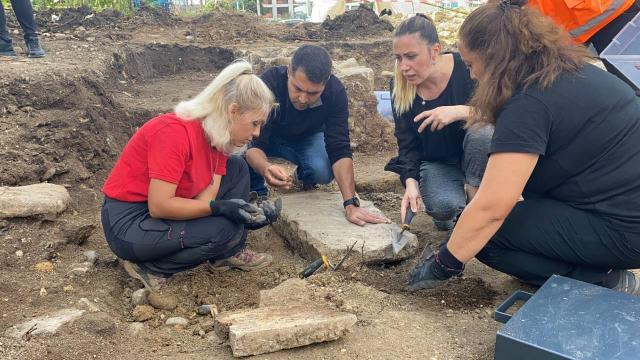 2 bin yıllık ikinci lahit bulundu