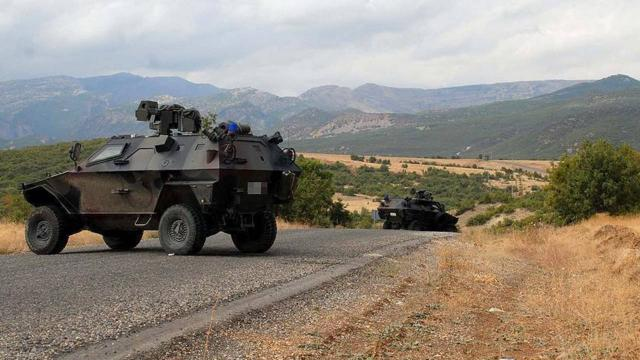 Hakkaride bazı bölgeler özel güvenlik bölgesi ilan edildi