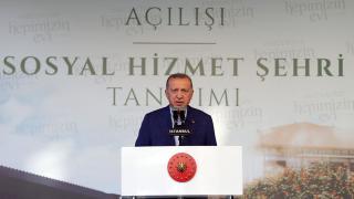 Cumhurbaşkanı Erdoğan: Öğrenciler üzerinden çirkin bir kampanya yürütülüyor