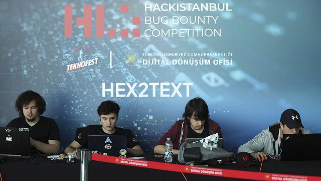 """TEKNOFESTte """"HackIstanbul"""" heyecanı: En başarılı hackerlar ödüllendirilecek"""