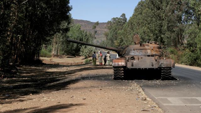 Tigray her alanda Etiyopyayı olumsuz etkiliyor