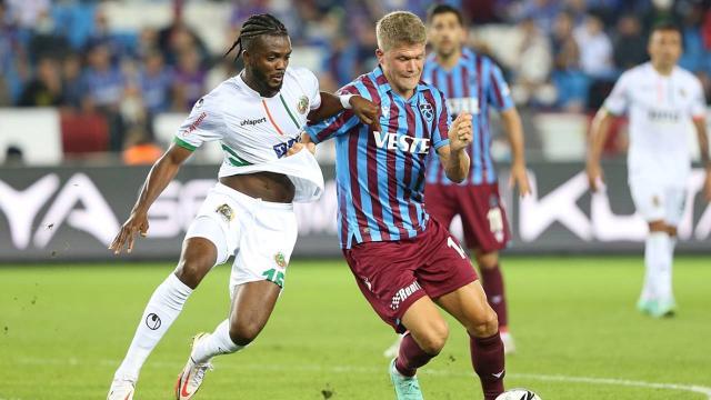 Trabzonda kazanan çıkmadı