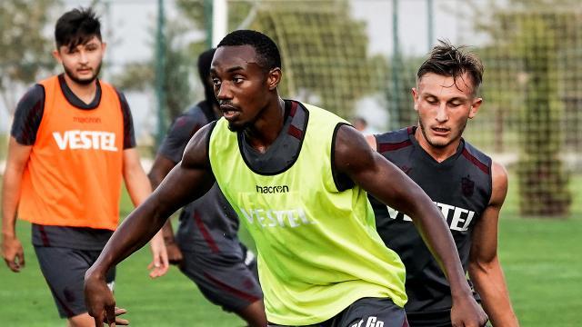 Trabzonspordan Stefano Denswil açıklaması