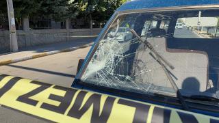 Adıyaman'da minibüsün çarptığı kadın öldü