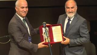 TRT Haber'e Azerbaycan'dan bir ödül daha