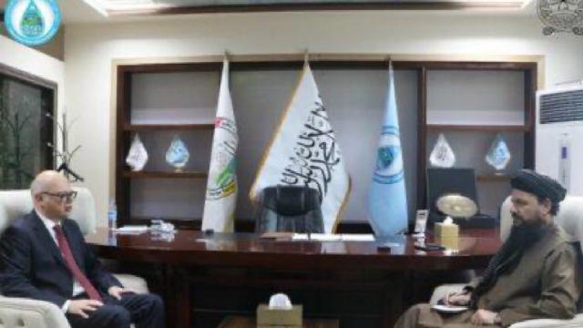 Türkiyenin Kabil Büyükelçisi Taliban hükümeti yetkilileriyle görüştü