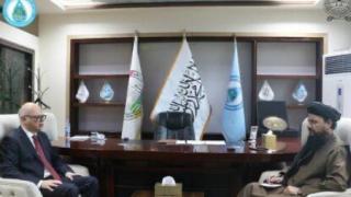Türkiye'nin Kabil Büyükelçisi Taliban hükümeti yetkilileriyle görüştü