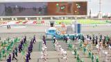 Türkmenistan bağımsızlığının 30. yılını kutluyor