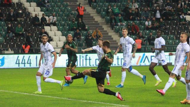 Kocaelispor tek golle kazandı