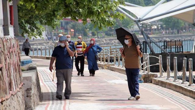 Zonguldakta vakalar artıyor