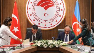 Azerbaycan ile gıda güvenliği alanında 4 anlaşma imzalandı