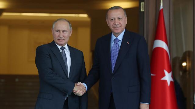 Soçide kritik Türkiye-Rusya zirvesi