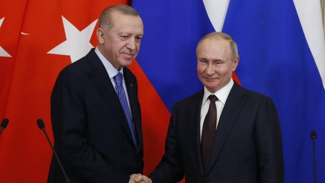 Soçide Erdoğan-Putin zirvesi