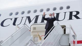 Cumhurbaşkanı Erdoğan'ın Afrika ziyareti sona erdi