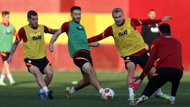 Galatasarayın Olympique Marsilya maçı kadrosu açıklandı