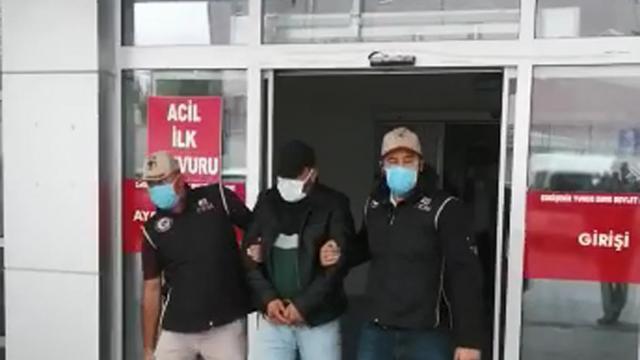 Eskişehirde yakalanan DEAŞ şüphelisi tutuklandı