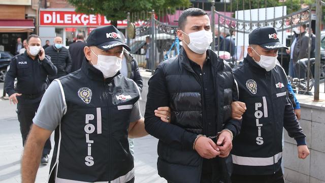 Eskişehir'de özel harekat destekli kaçak silah operasyonunda 9 şüpheli yakalandı