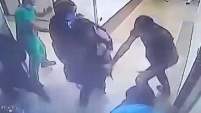 Hemşireyi silahla yaralayan şüpheli yakalandı