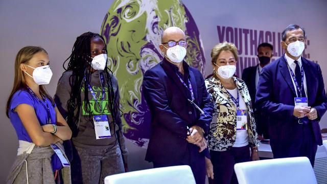 İtalyada İklim İçin Gençlik toplantısı