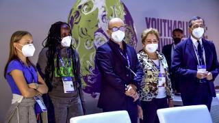 İtalya'da 'İklim İçin Gençlik' toplantısı
