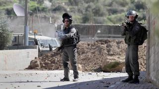 İsrail Batı Şeria'da 1 Filistinliyi öldürdü