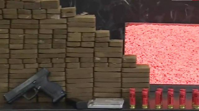 İstanbulda narkotik operasyonu: 123 bin uyuşturucu hap ele geçirildi