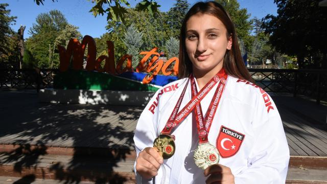 Karateci aileden milli takıma 3 sporcu