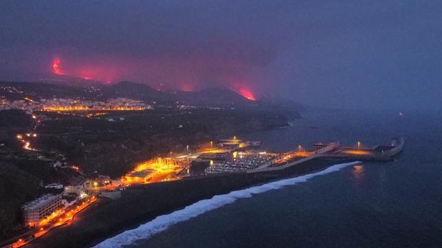 La Palmada lavlar 24 günde 1458 binayı yakıp yıktı