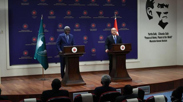Bakan Çavuşoğlu: Türkiye'nin Afrika'daki büyükelçilik sayısı 44 olacak