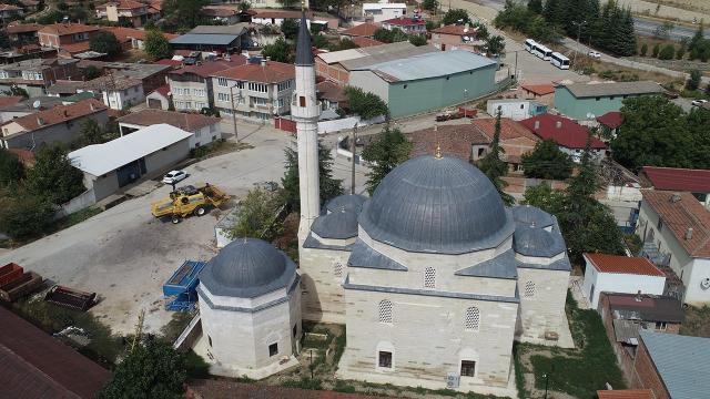 Tekirdağda restore edilen 523 yıllık cami ibadete açılacak