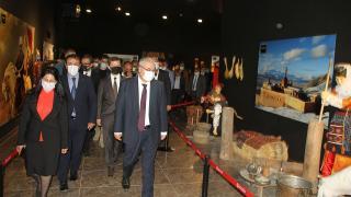1071'den 2071'e Zaman Tüneli Müzesi açıldı