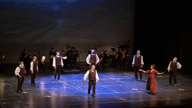 """Antalya DOB """"Memleketim"""" müzikaliyle açılıyor"""