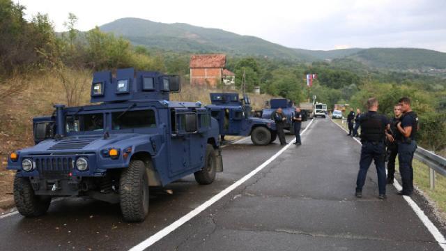 Kosova ile Sırbistan arasındaki kriz Brükselde ele alınacak