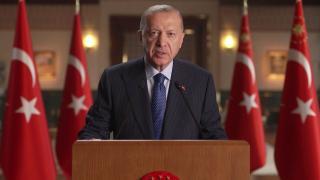 """Cumhurbaşkanı Erdoğan'dan """"Küresel COVID-19 Zirvesi""""ne videomesaj"""