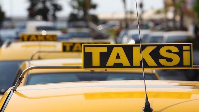 Taksici turisti almadı, aracı trafikten men edildi