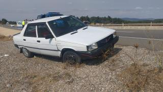 Keşan'da trafik kazasında 1 kişi yaralandı