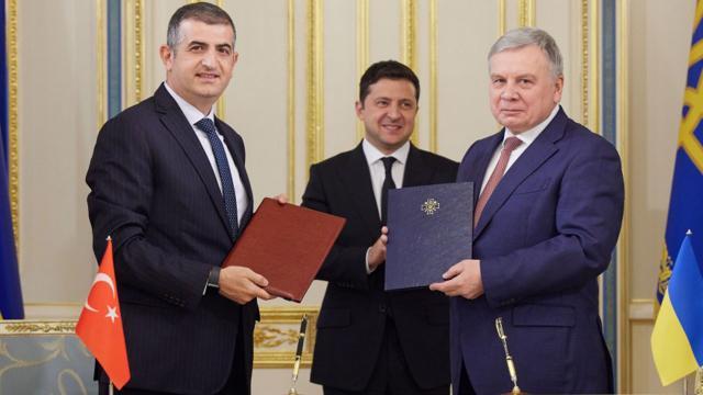 Baykar, Ukraynada İHA bakım ve eğitim merkezi inşa edecek