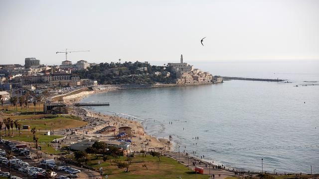 İsrail, roket bulunduğu gerekçesiyle Yafa Limanı çevresini kapattı