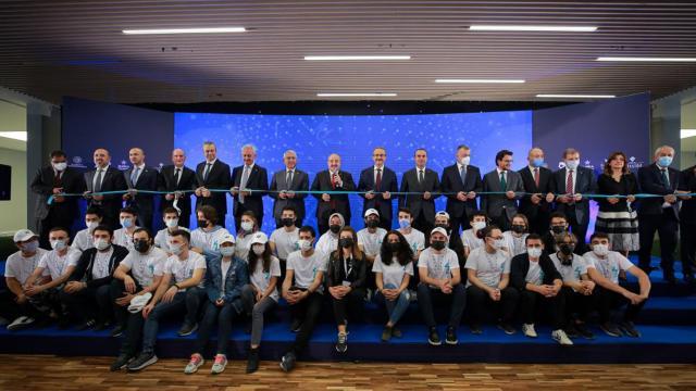 İş garantili yazılım okulunun ikincisi Kocaeli'de açıldı