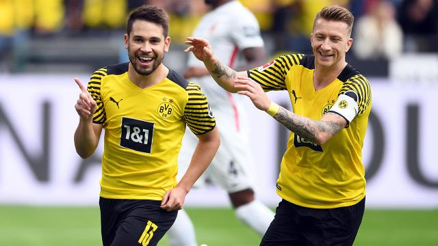 Borussia Dortmund deplasmanda kazandı