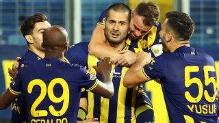 Eren Derdiyok'un hedefi tekrar Süper Lig' çıkmak