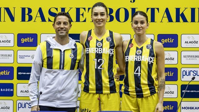 Fenerbahçe Kadın Basketbol Takımının medya günü düzenlendi