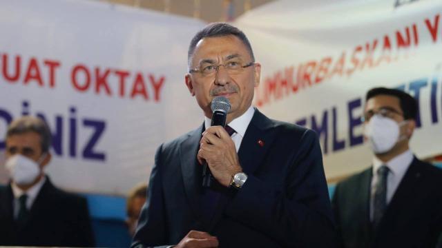 """""""Bölgesinde söz söyleyen, masada ve sahada olan bir Türkiye var"""""""