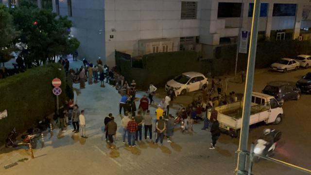 İzmirde iki aile arasında kavga: 1 ölü, 5 yaralı