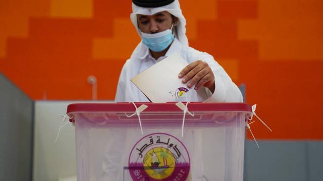 Katar halkı Şura Konseyi seçimlerinin düzenlenmesinden memnun