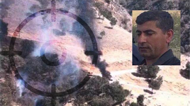 PKKya Kandilde nokta operasyon: Kerkük alan sorumlusu vuruldu